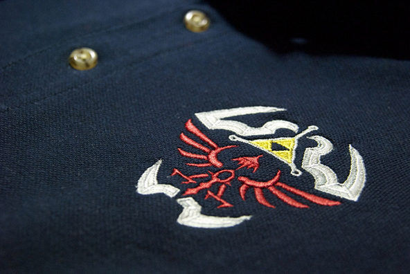 Embroidery Wicked Blue Owl Creative Marketing
