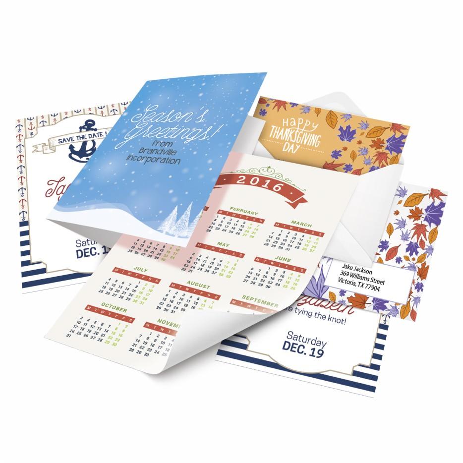 Seasonal Campaigns Printing Wicked Blue Owl Creative Marketing Calgary Alberta Canada